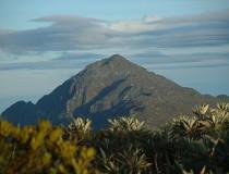 Pico Naiguatá de Venezuela