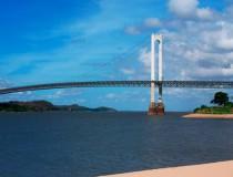 Puente de Angostura en Venezuela