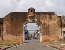 La Muralla de Santo Domingo