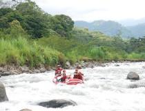 Río Tenorio en Costa Rica
