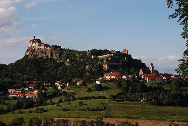 Castillo Riegersburg en Austria