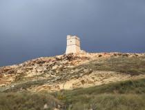 La Torre Lippija en Malta