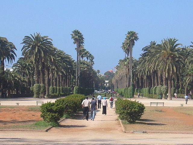 Villa de las Artes de Casablanca