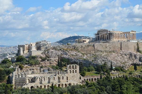 La Acrópolis es el monumento más famoso de Atenas y de toda Grecia