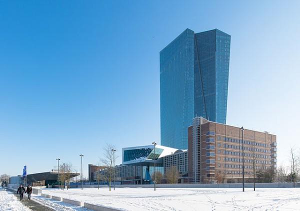La sede del BCE en Frankfurt abrirá sus puertas a las visitas