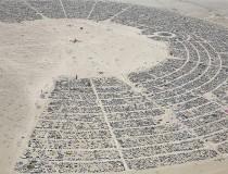 Burning Man, festival en el desierto de Nevada