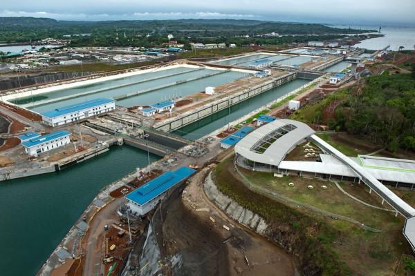 El Canal de Panamá inauguró su nueva ampliación
