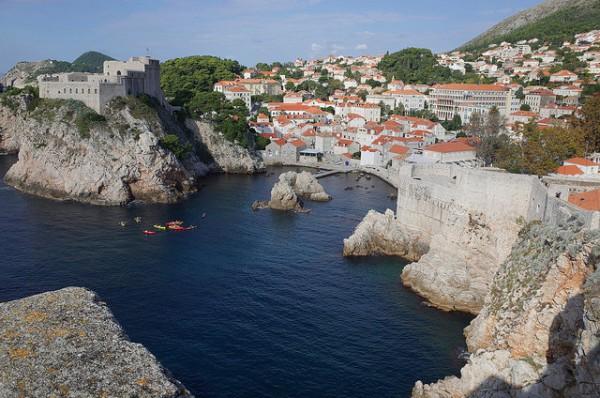Dubrovnik es una de las ciudades más bonitas del Mediterráneo