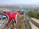 Ferrari World, parque de atracciones en Abu Dhabi