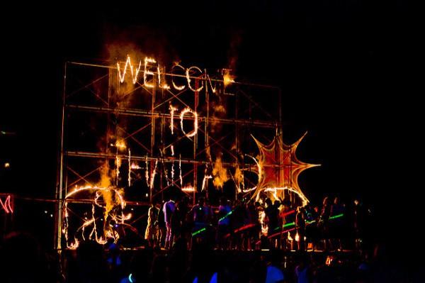 La Fiesta de la Luna Llena es uno de los eventos más famosos de Tailandia