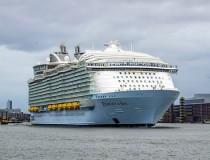 Harmony of Seas, el crucero más grande del mundo