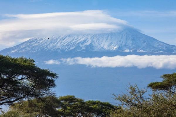 El Kilimanjaro es la montaña más alta de África