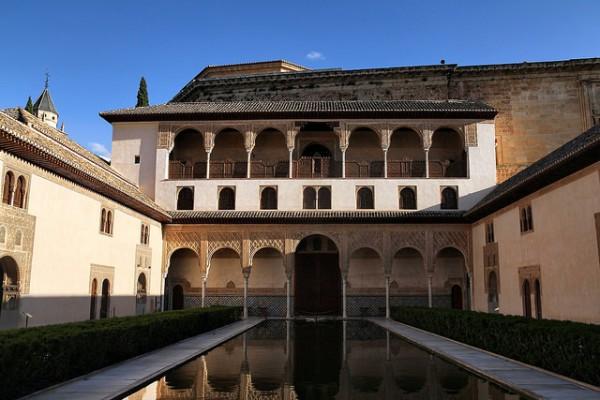 Los Palacios Nazaríes son la joya de la Alhambra
