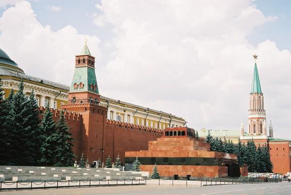 La Plaza Roja de Moscú es uno de los lugares más reconocibles del mundo