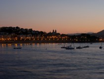 Las playas urbanas de San Sebastián
