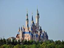 Disney inaugura su nuevo parque en Shanghai