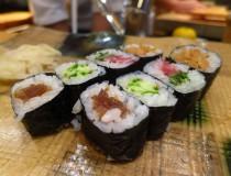 Sushi, el plato estrella de la cocina japonesa en occidente