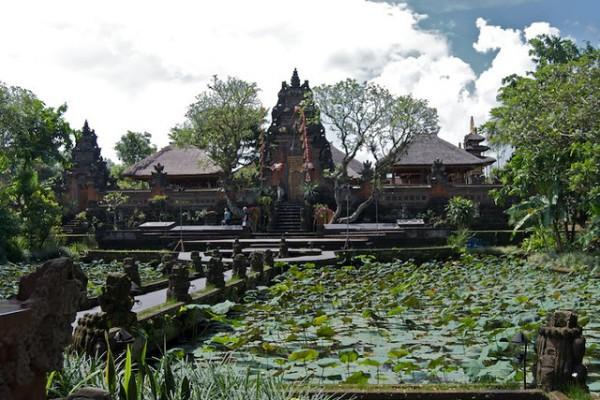 Bali es una isla llena de templos como éste