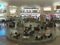 Aeropuerto de Ben Gurion en Israel, uno de los más seguros