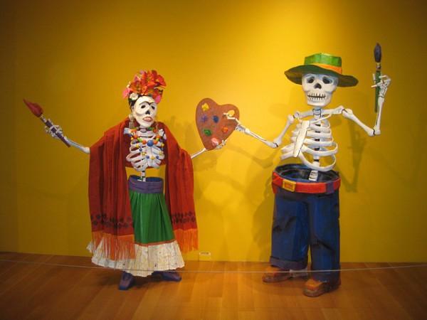 Ruta turística para conocer a Frida Kahlo en México
