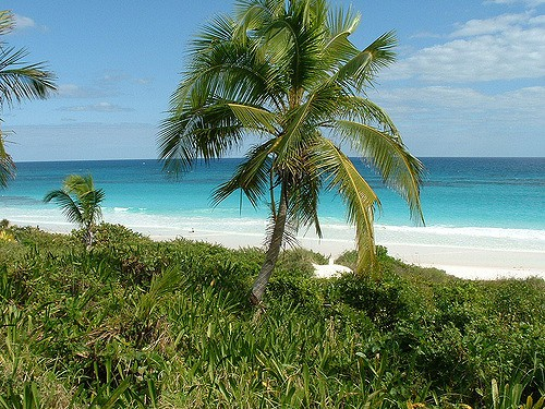 Las 5 playas del Caribe para conocer en pareja