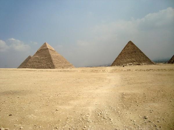 Alarmante pérdida de visitantes en Egipto
