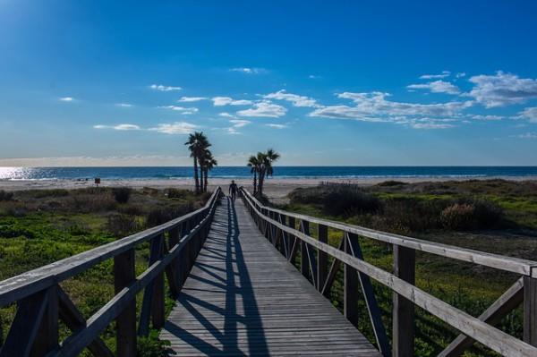 Campaña turística de Andalucía