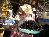 Las 6 comidas más exóticas de Camboya