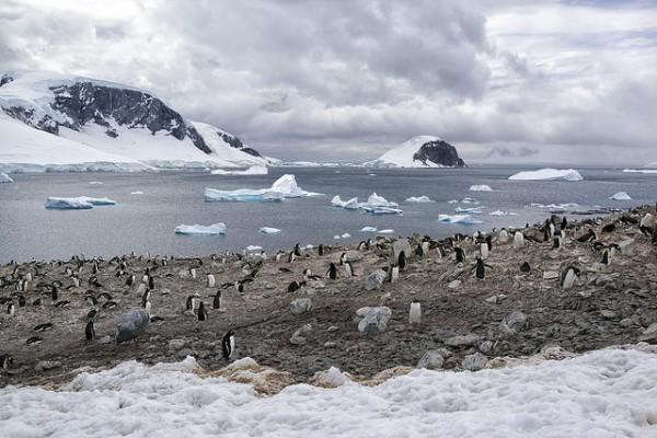 La Antártida es el lugar más recóndito de la Tierra
