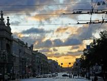 San Petersburgo, la ciudad de las noches blancas