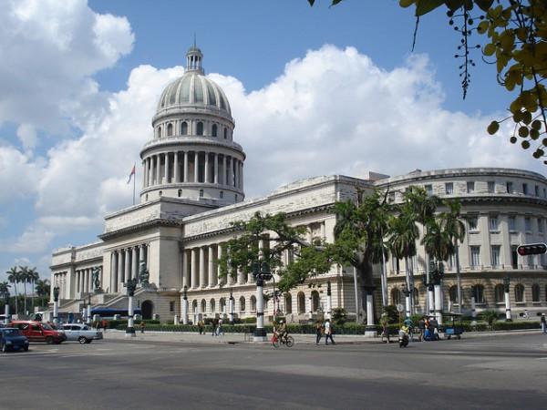 El Capitolio es uno de los edificios más conocidos de La Habana