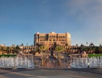 Emirates Palace de Abu Dhabi, uno de los hoteles más caros del mundo