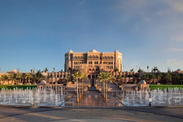 El Emirates Palace es uno de los hoteles más caros del mundo