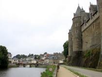 Qué ver en Josselin, bonito pueblo de la Bretaña francesa