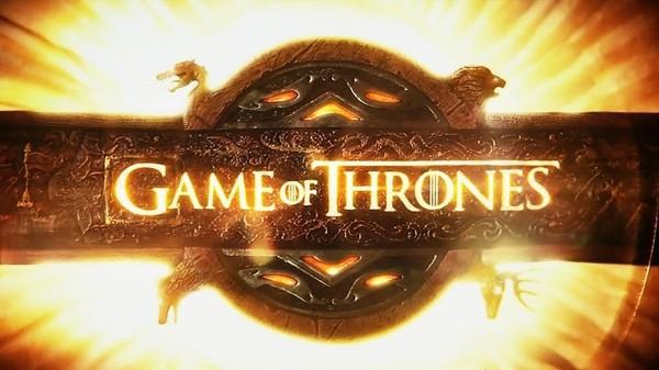 Juego de Tronos, logo de la serie