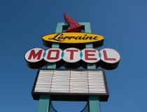 Lorraine Motel, uno de los lugares más famosos de Memphis
