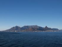 La Montaña de la Mesa, maravilla natural en Sudáfrica