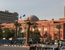 El Museo Egipcio de El Cairo