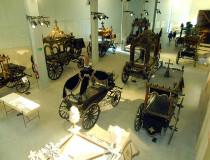 La colección de carrozas fúnebres en Barcelona