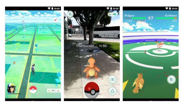 El juego Pokemon GO ha llenado de gente espacios turísticos
