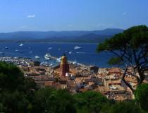 Saint-Tropez, lujo en la Costa Azul francesa