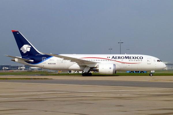 Aeroméxico obtiene reconocimiento internacional