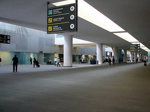 Holiday Inn México en el aeropuerto de la capital
