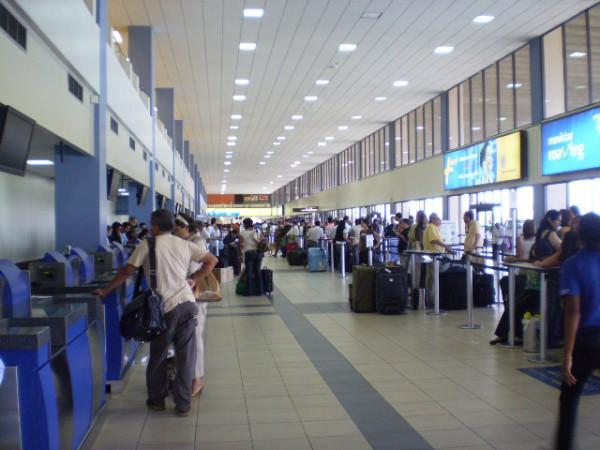 Datos positivos de los aeropuertos de Panamá