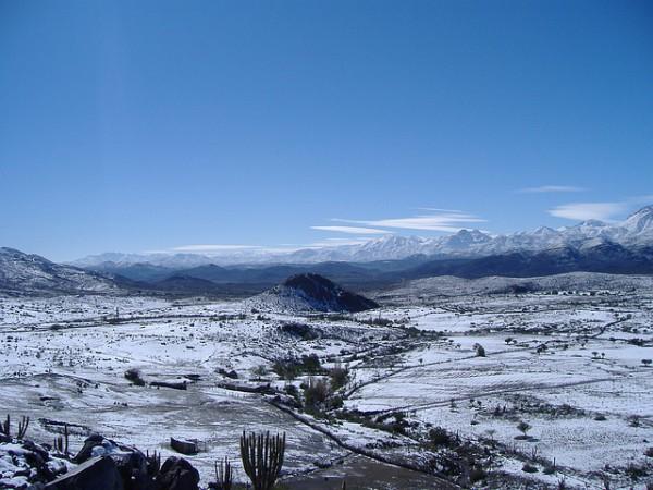 Aumentan los visitantes en temporada de invierno en Chile