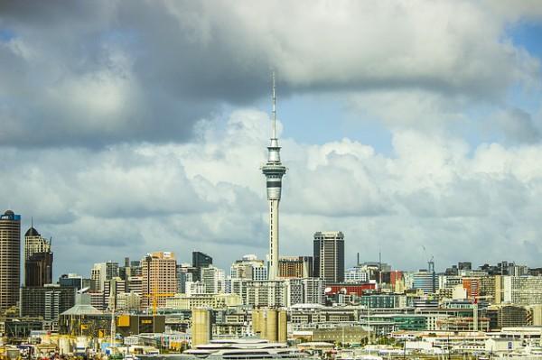 Nueva conexión para viajar a Nueva Zelanda