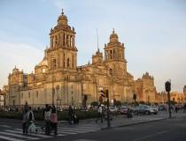 Nueva ruta en autobús en México DF