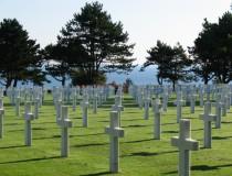 El cementerio estadounidense de Colleville-sur-mer, un recuerdo del Desembarco de Normandía