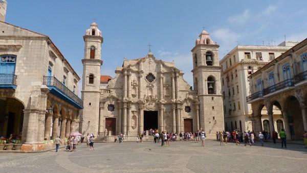 Datos del sector turístico de Cuba