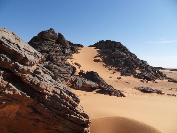 Sitios Patrimonio de la Humanidad en peligro en Libia